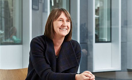 Dawn Austwick, Prif Weithredwr