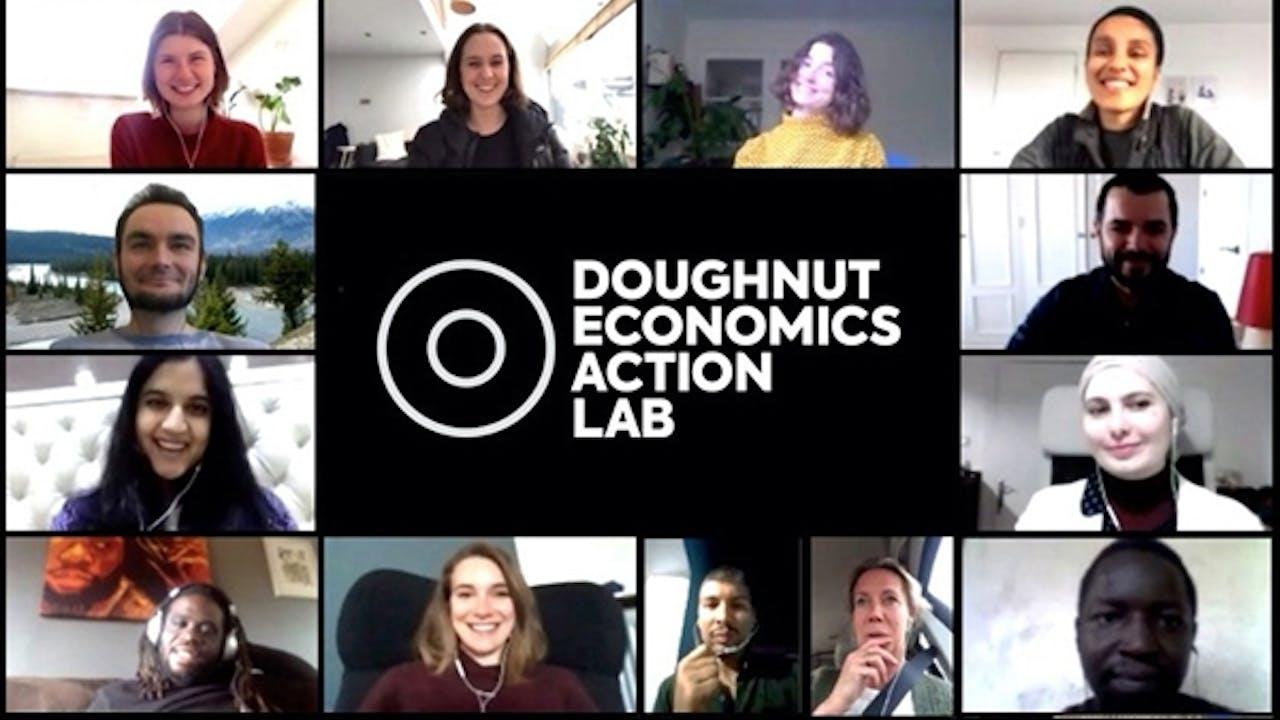 The Doughnut Economics Action Lab