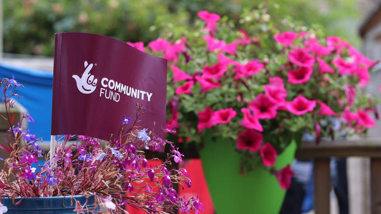 Employment and the National Lottery Community Fund