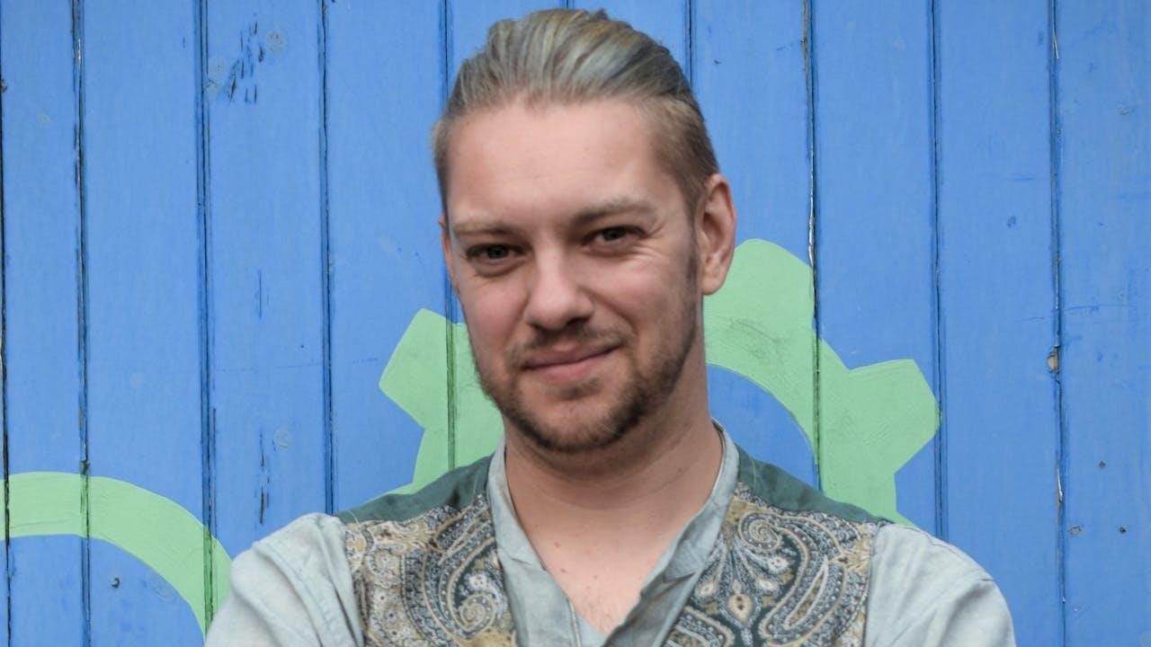 'It saved my mental health' - Josh follows his dream of becoming a blacksmith